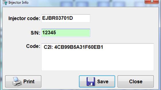 Кодирование Delphi C2I