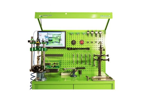 Комплекс для ремонта и регулировки электромагнитных форсунок системы Common Rail CRistina