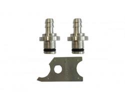 Комплект штуцеров с фиксатором для проверки насоса CP1 — DL-CR10003
