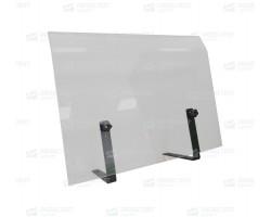 Защитное стекло из поликарбоната 10 мм DL-CR10010