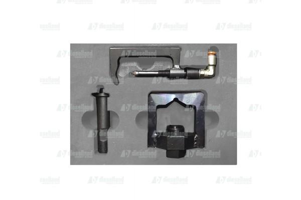 Адаптер универсальный для грузовых форсунок CR Denso, Bosch с прямым подводом DL-CR50140