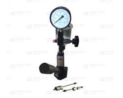 Ручной пресс с механическим манометром для проверки форсунок. DL-RP400