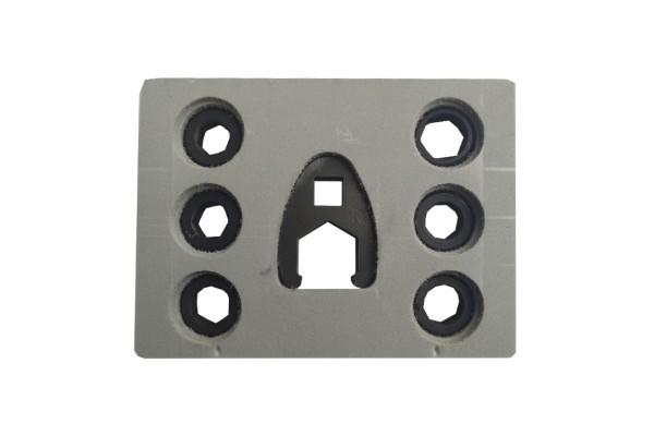 Комплект ключей для затягивания гайки распылителя форсунок CR DL- UNI 50050