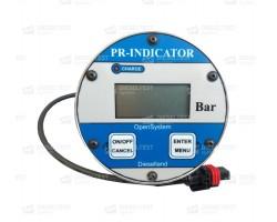 Электронный манометр для ручного пресса. DL-UNI20001, DL-UNI20002