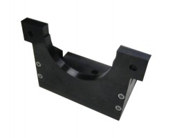 Кронштейн крепления насосов, стандарт Bosch 125 мм. DL-UNI50008