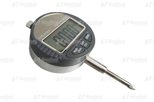 Измерительная цифровая головка. Точность 0,001 мм, ход 25,4 мм — DL-KIP012