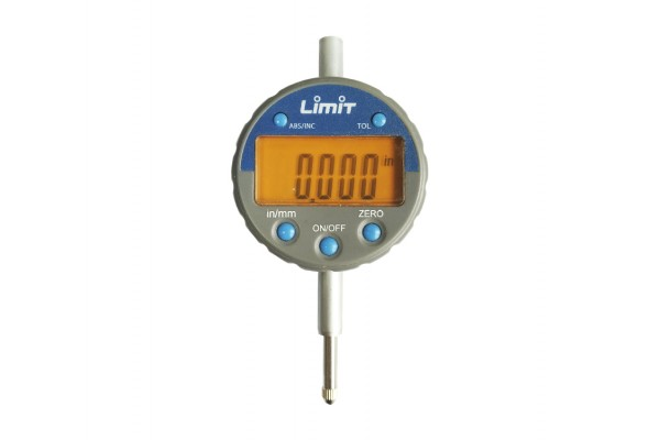Измерительная цифровая головка. Точность 0,001 мм, ход 12,7 мм — DL-KIP016