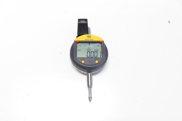 Измерительная цифровая головка. Точность 0,001 мм, ход 12,5 мм — DL-KIP020TESA