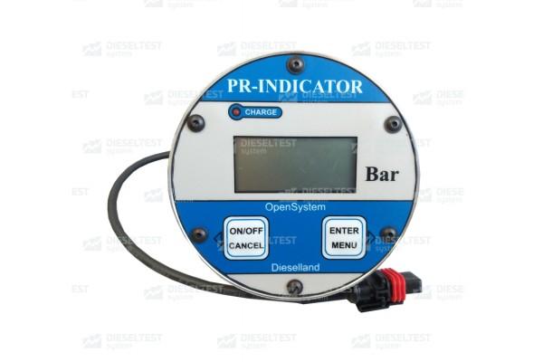 Электронный манометр для ручного пресса — DL-UNI20001 DL-UNI20002