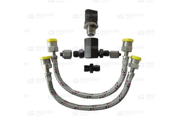 Комплект оснастки для проверки давления CR системы — DL–UNI20009