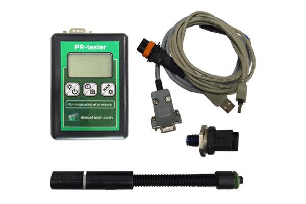 Комплект для измерения компрессии в дизельных двигателях — DL-UNI20008