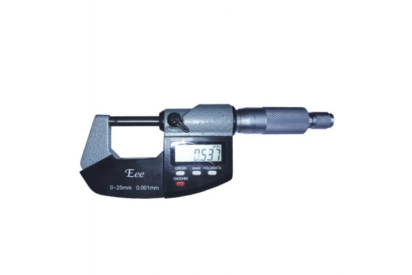 Цифровой микрометр в металлическом корпусе — DL-M035