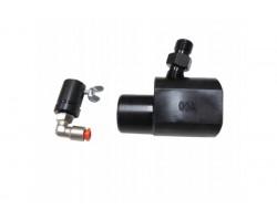 Адаптер для проверки грузовых форсунок Bosch RENAULT Ø32 мм — DL-010