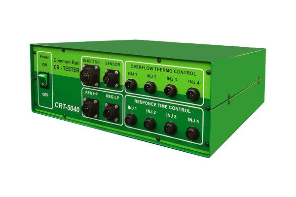 Контроллер комплекса проверки топливной системы Common Rail — Flagman CRT-5040 (CR-Tester)