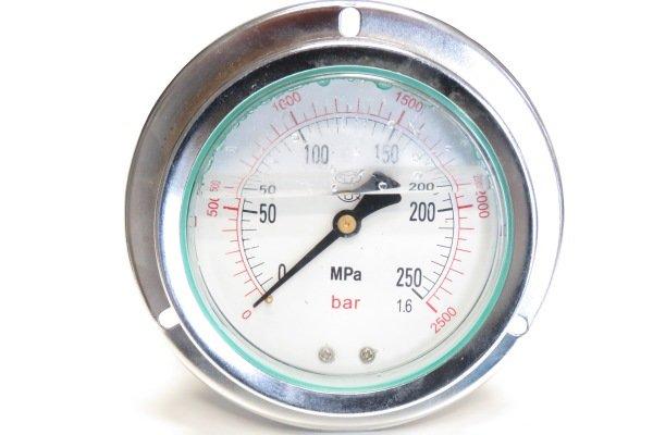Манометр высокого давления 2500 бар — DL-CR14P2500