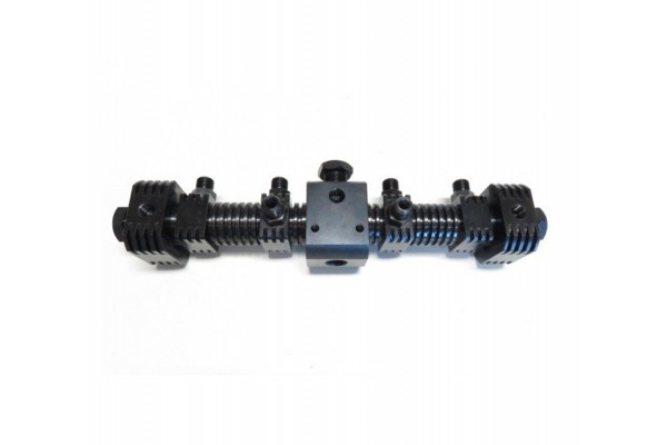 Накопитель давления (Rail) на 2 регулятора — DL-CR30181