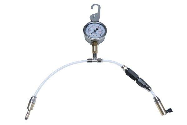 Комплект для проверки давления подпора в обратке пьезофорсунок Bosch — DL-CR50204