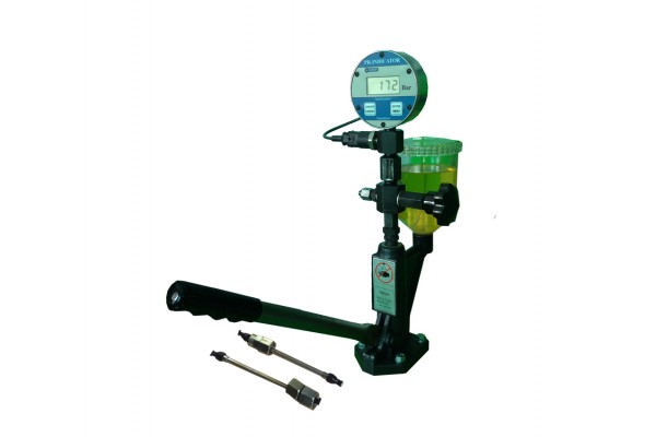 Ручной пресс для проверки форсунок c электронным манометром — DL-UNI20003 DL-UNI20004