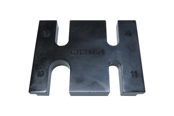 Блок для фиксации форсунок CR Bosch и Delphi — DL-CR31054