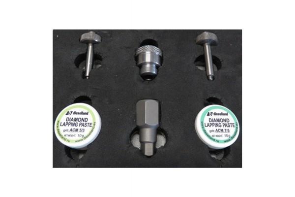 Набор притиров для восстановления седла клапана форсунок CR — DL-CR50112