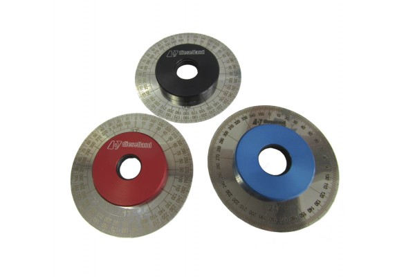 Комплект угломеров для контроля затяжки гайки распылителя — DL-CRN50113