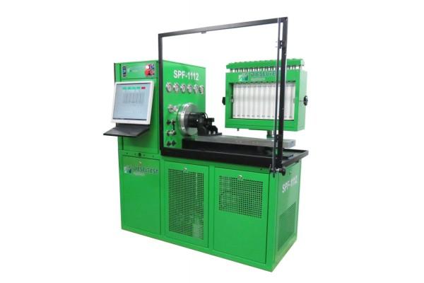 Универсальный стенд для проверки дизельных систем 11 kW с измерительным блоком на 12 секций SPF-1112