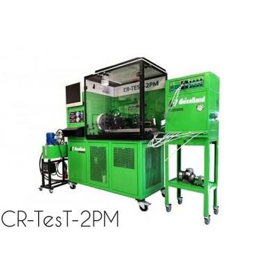 CR-TesT-2PMСтенд для проверки и испытания форсунок и насосов системы Common-Rail Стенды производятся мощностью 11 кВт.