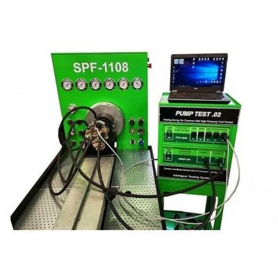 PUMP TEST.02 Оборудование для проверки насосов высокого давления Common-Rail  В состав комплекта входит: 1. Прибор  PTC-2520 , который предназначен для подачи программируемых пользователем сигналов управления регуляторами давления ТНВД системы Common Rail для проверки их работоспособности. 2. Прибор FMDE-520 , который предназначен для измерения производительности ТНВД Common-Rail по двум каналам. 3. Стойка приборов на колесах для удобной работы. 4. Комплект кабелей-переходников. 5. Фильтры тонкой очистки жидкости (2шт.) 4. Программное обеспечение.  #dieselbel #dieselland #dieselclub #pompadour #cp1 #cp2 #cp3 #cp4 #commonrail #commonrailbosch #проверкатнвд #диагнрстикатнвд