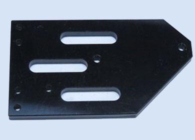 Площадка для крепления призм электродвигателя и кронштейна с карандашом для правки камня — DL-NG31189