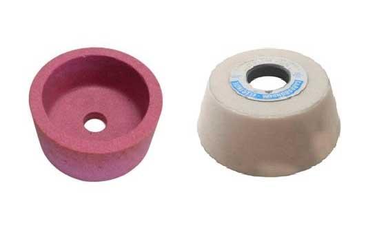 Камень заточной конусный зернистость ― 80 грит